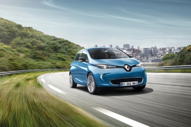 Renault Zoe s dometom do 400 km