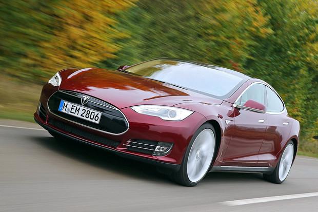 Tesla Model S Izabran Za Najbolji Eautomobil Eko - Automobil tesla