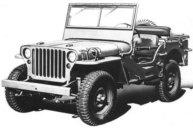 Kako je nastao Jeep Willys?