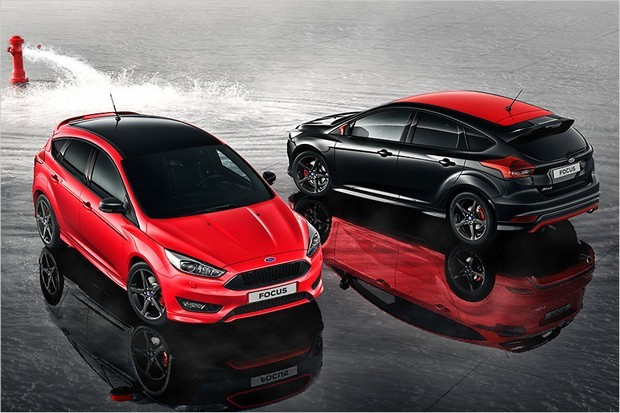 Ford Fiesta/Focus Red & Black Edition