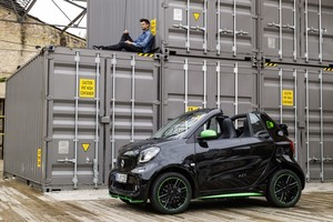 Smart electric drive prelazi 160 km
