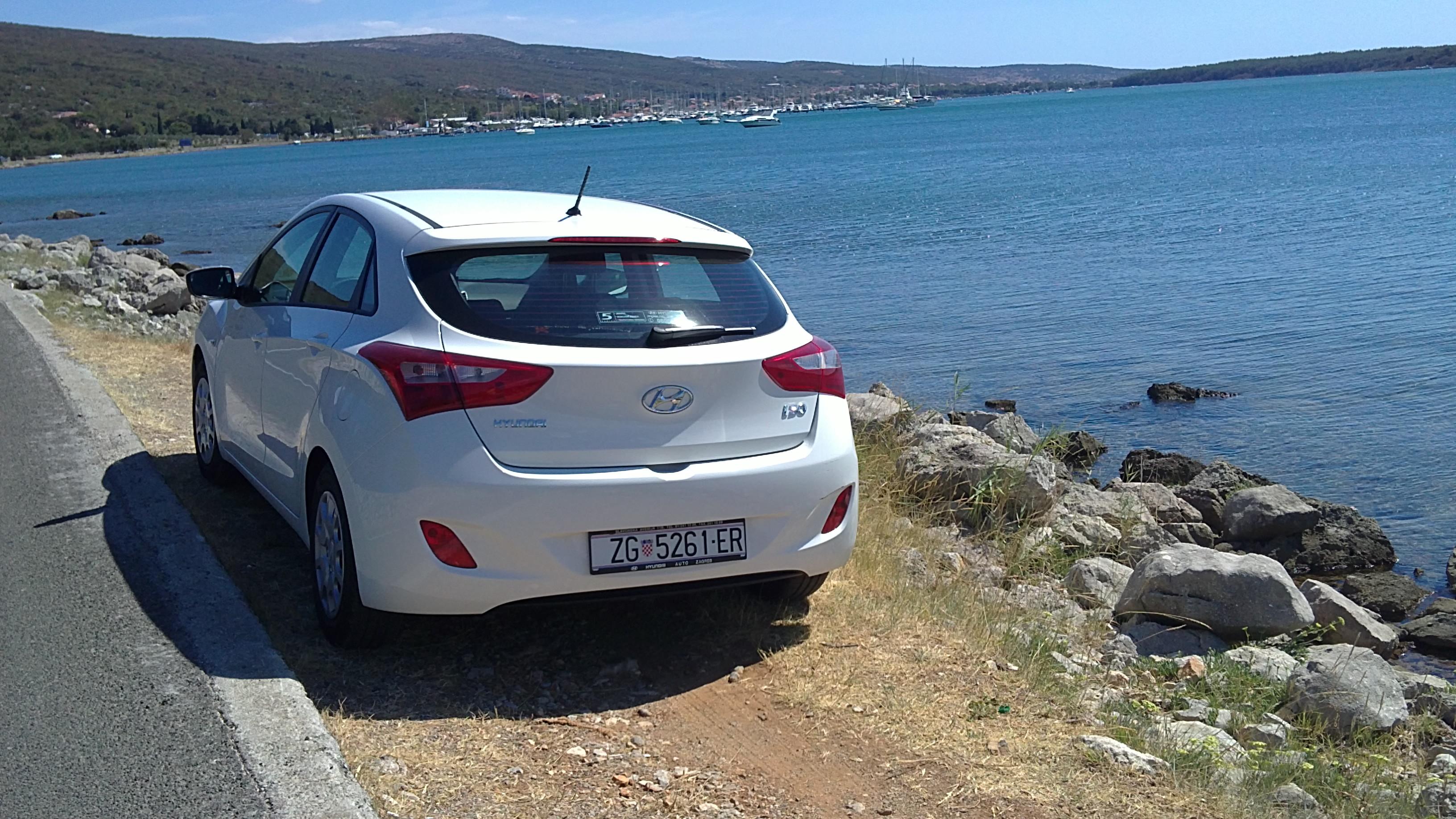 Pročitajte test prethodne generacije Hyundai i30 .