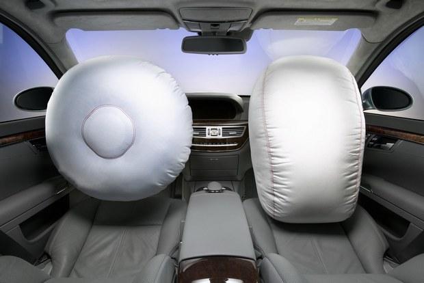 Zračni jastuk u automobilu