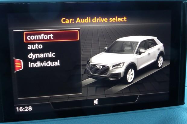 Audi Q2 1.6 TDI 116 Sport+ (4)