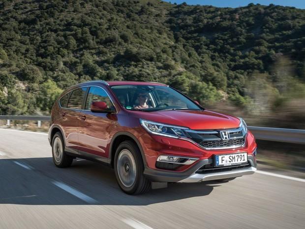 Honda CR-V 01