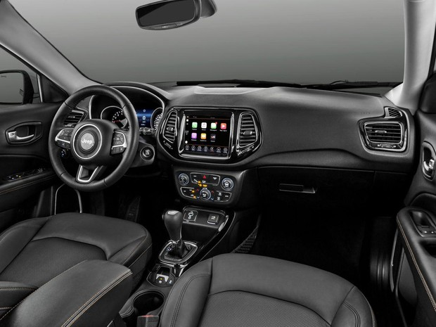 Jeep Compass int
