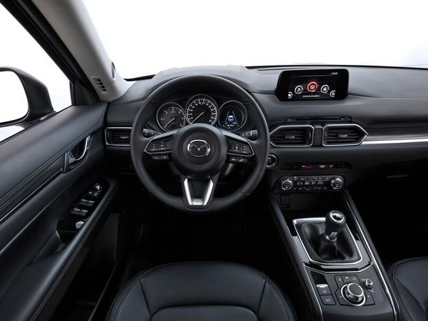 Mazda CX-5 int