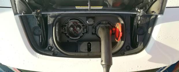 Nissan Leaf 40kW Tekna  07