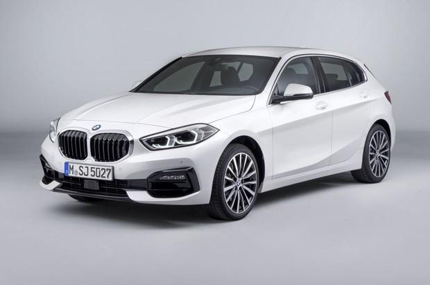 novi BMW serije 1 sprijeda