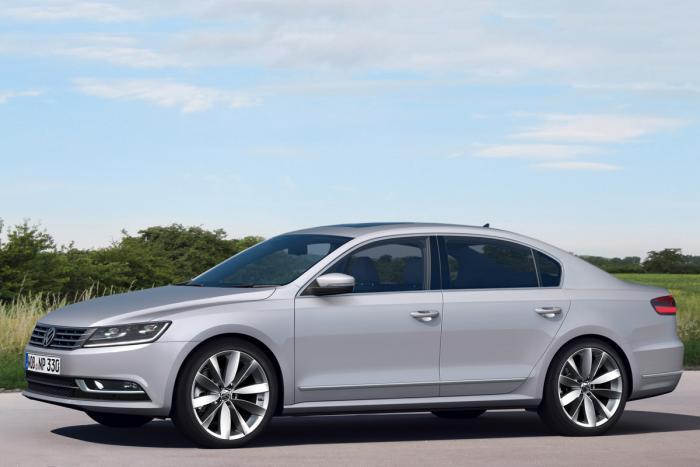Volkswagen passat cijena