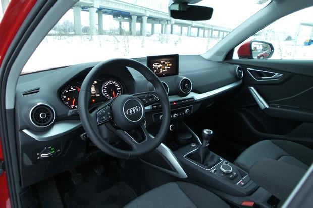 Audi Q2 1.6 TDI 116 Sport+ (01)