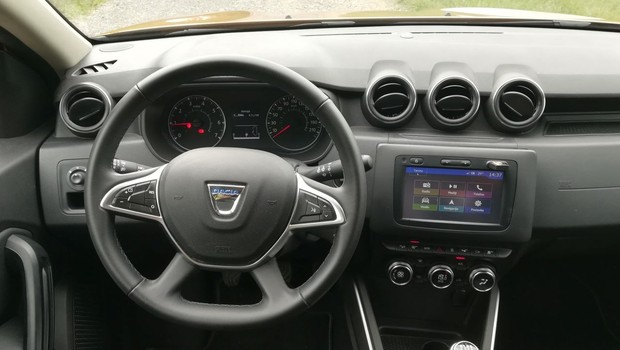 Dacia Duster 1.5 dCi 110 4WD Prestige detalji 01