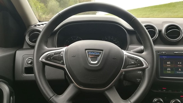 Dacia Duster 1.5 dCi 110 4WD Prestige detalji 02
