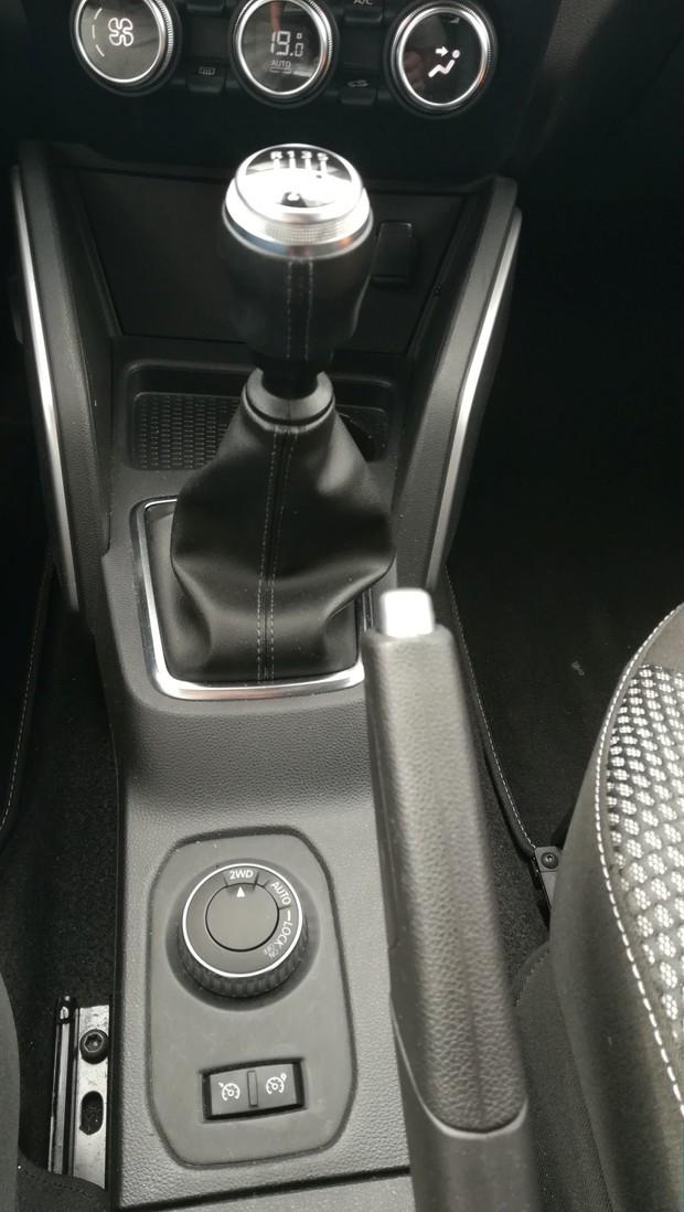 Dacia Duster 1.5 dCi 110 4WD Prestige detalji 10