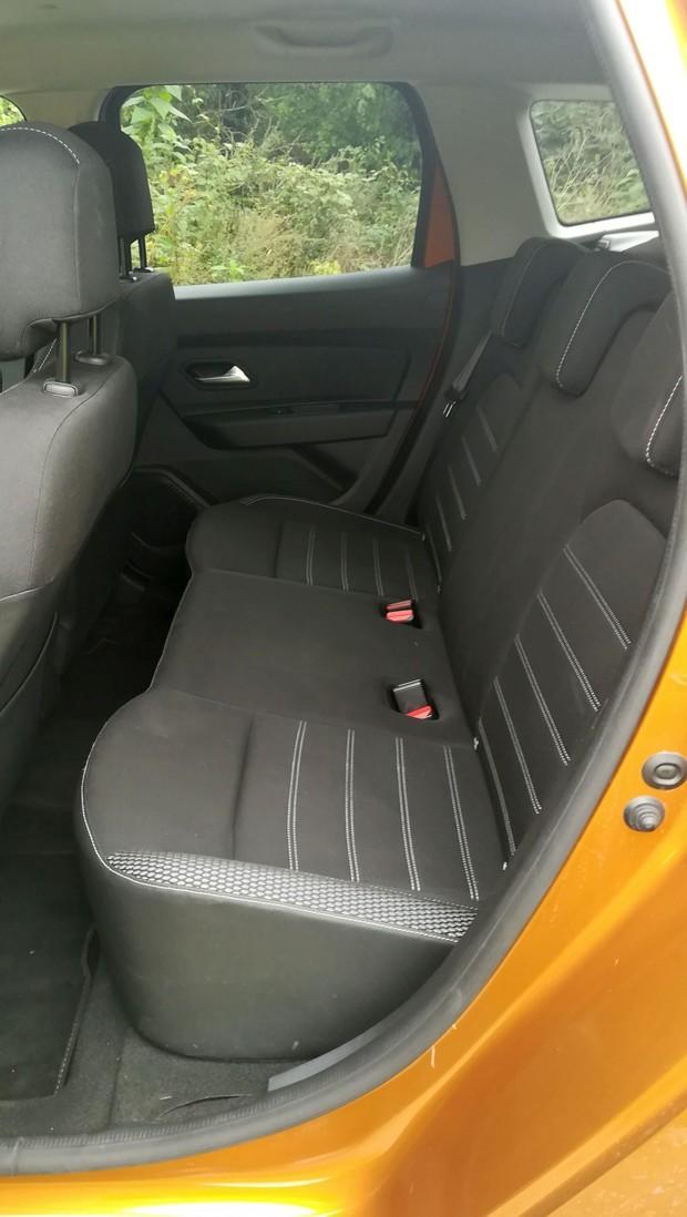 Dacia Duster 1.5 dCi 110 4WD Prestige detalji 13