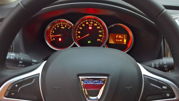 Dacia Logan MCV Stepway Prestige detalji 04