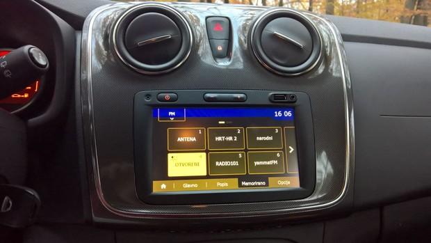 Dacia Logan MCV Stepway Prestige detalji 05