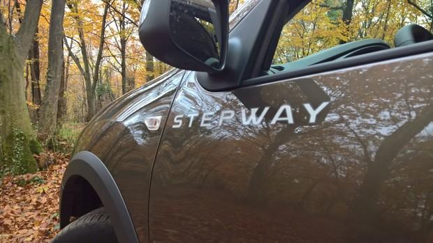 Dacia Logan MCV Stepway Prestige detalji 11