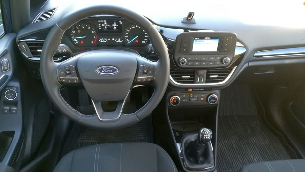 Ford Fiesta Mood 1.1 detalji 01