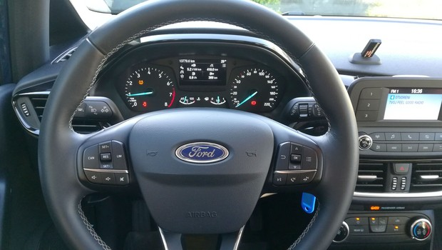 Ford Fiesta Mood 1.1 detalji 02