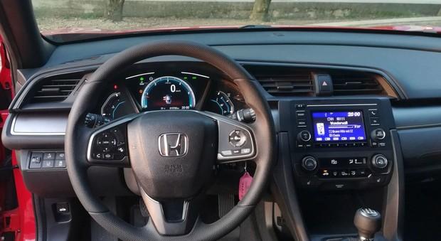 Honda Civic 1.6 i-DTEC 120 Comfort detalji 01