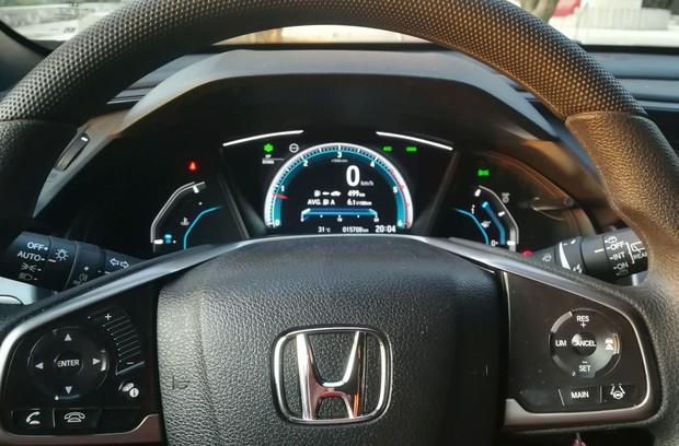 Honda Civic 1.6 i-DTEC 120 Comfort detalji 02