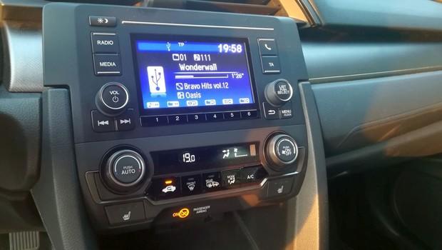 Honda Civic 1.6 i-DTEC 120 Comfort detalji 04