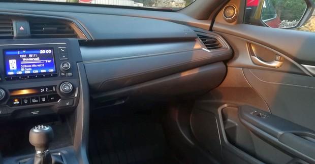 Honda Civic 1.6 i-DTEC 120 Comfort detalji 08