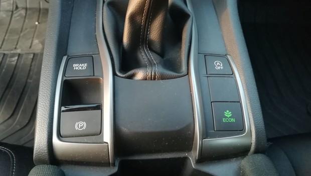 Honda Civic 1.6 i-DTEC 120 Comfort detalji 11