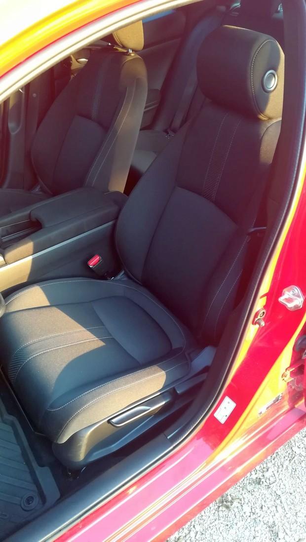 Honda Civic 1.6 i-DTEC 120 Comfort detalji 13