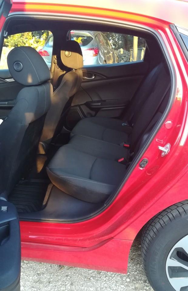 Honda Civic 1.6 i-DTEC 120 Comfort detalji 14