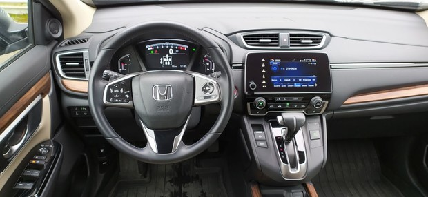 Honda CR-V 1,5 Turbo CVT Lifestyle 7S 01