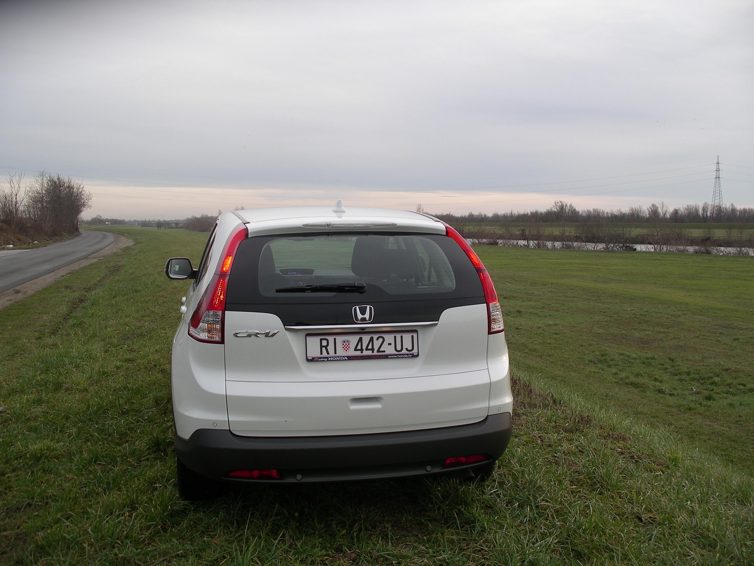 Honda CR-V 1.6 i-DTEC 2WD MT Elegance TEST (16)