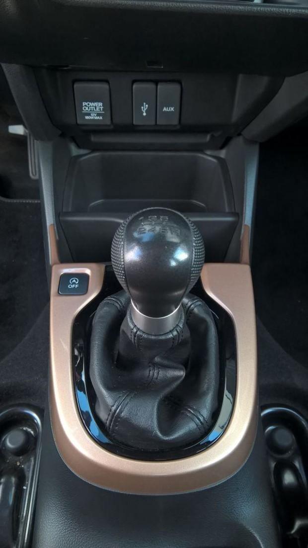 Honda Jazz 1.3 i-VTEC Spotlight detalji 06