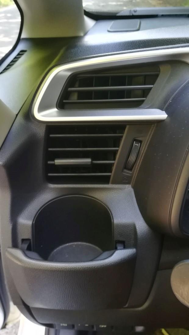 Honda Jazz 1.5 Dynamic interijer 11