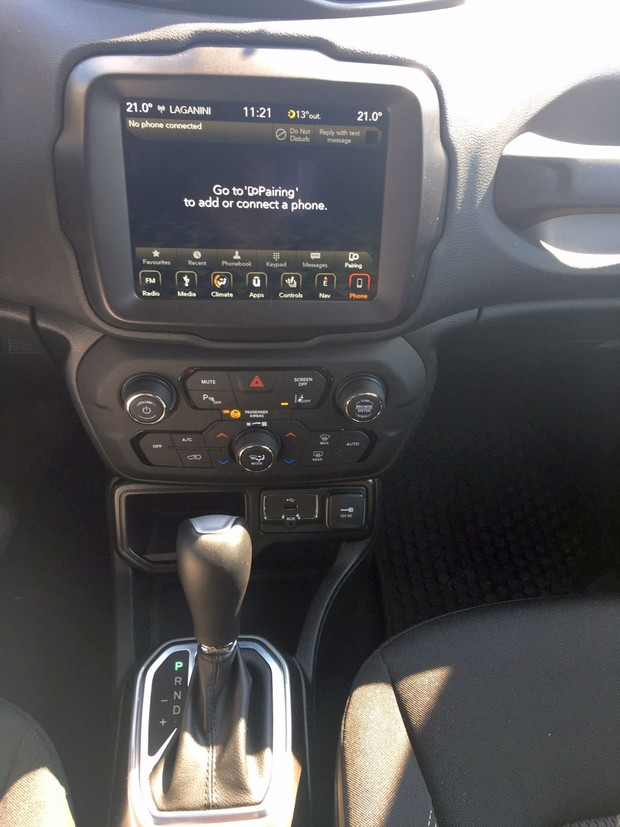 Jeep Renegade 1.6 Multijet 120 DDCT6 FWD Limited 02