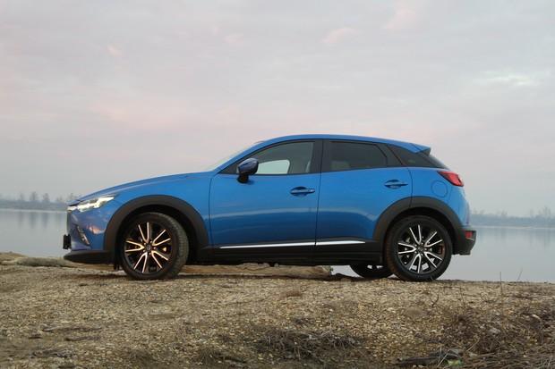 Mazda Cx 3 2 0 G150 Awd Revolution Top Test Testirali Smo