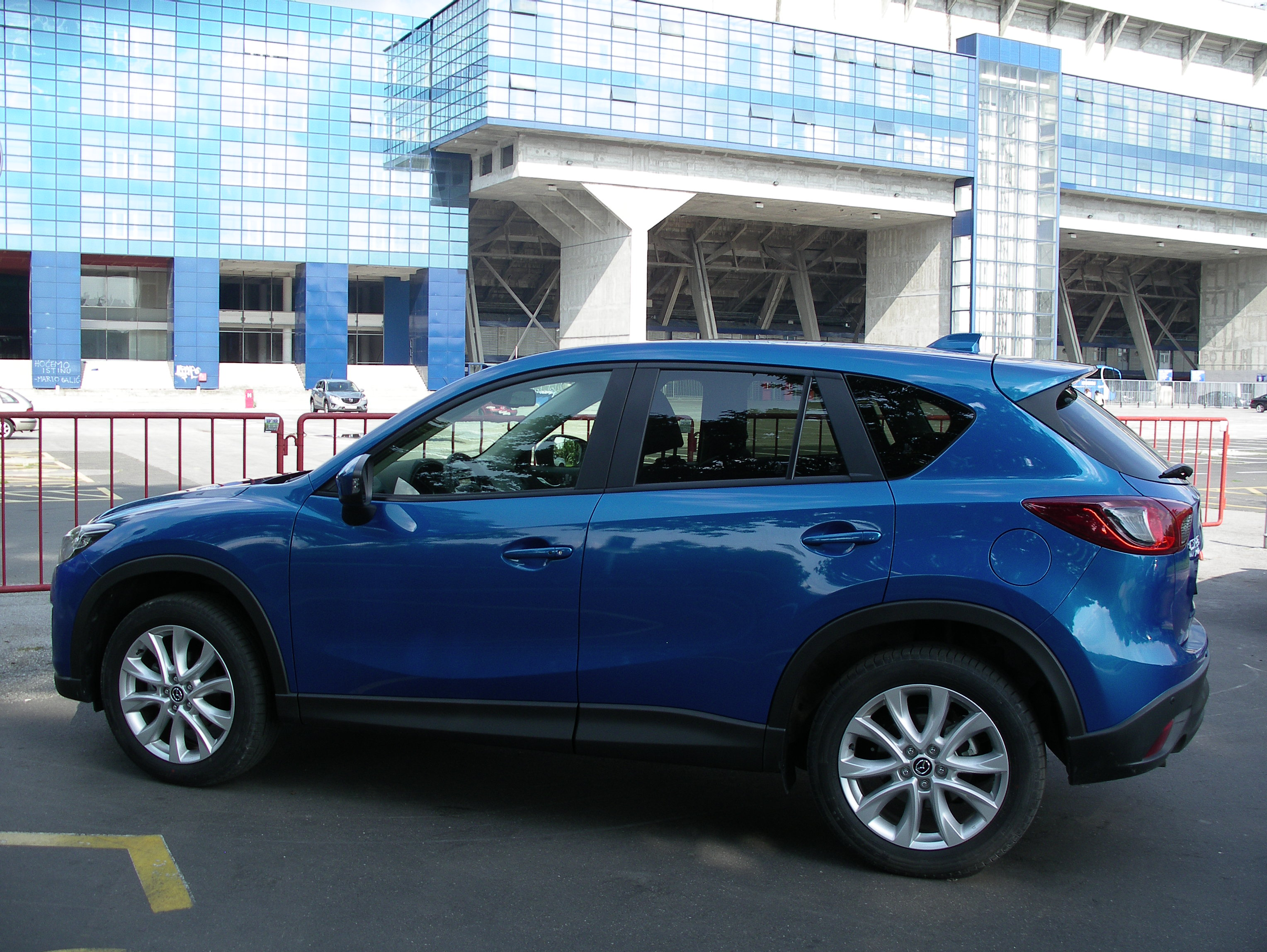 Mazda CX-5 2.0i 4x4 AT Revolution TEST