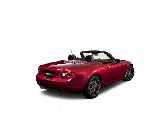 Mazda MX-5 25th Anniversary Edition (02)