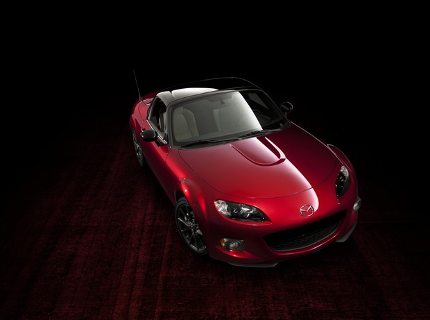Mazda MX-5 25th Anniversary Edition (06)
