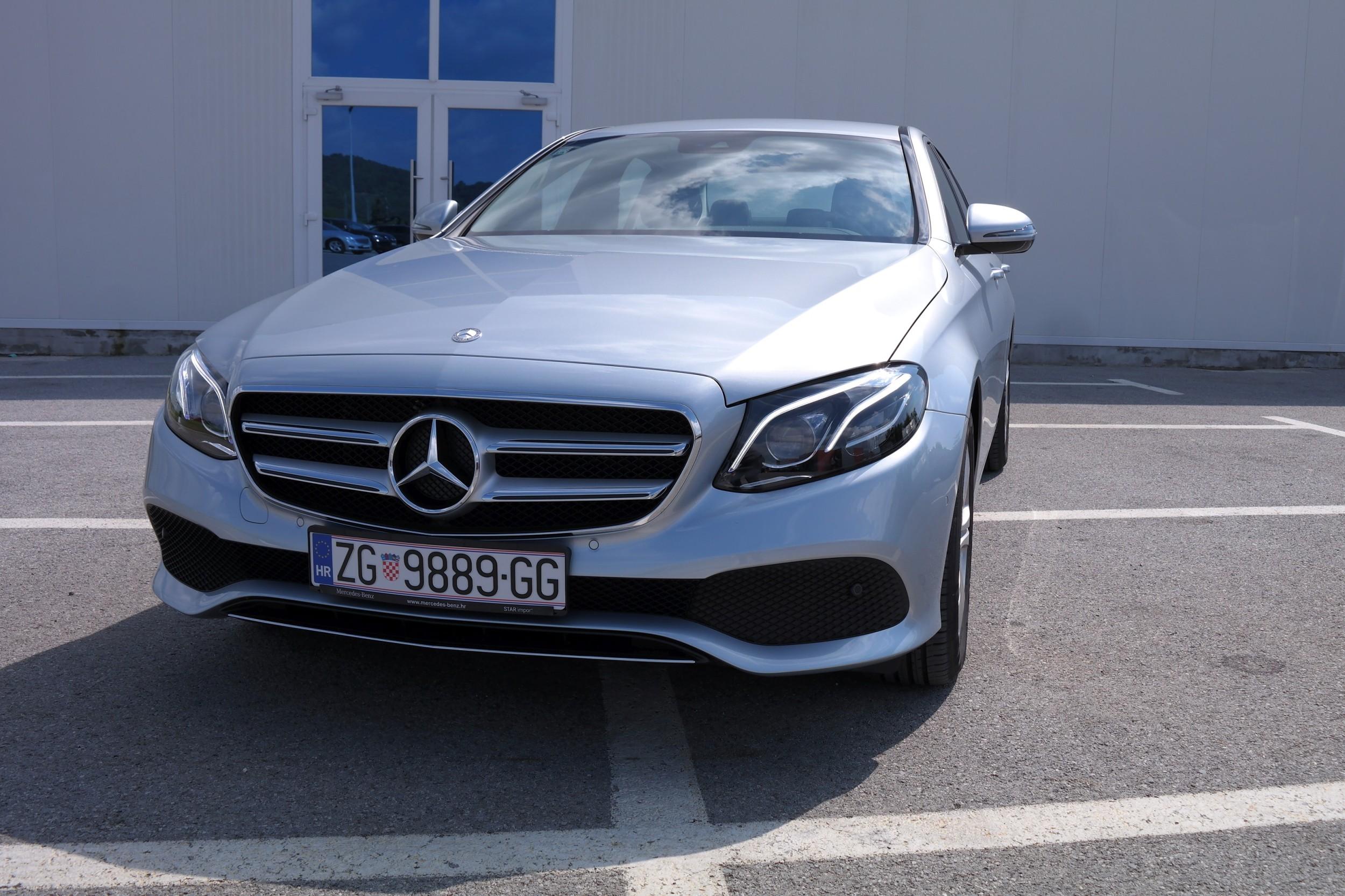 Mercedes benz e 200 d 2 0 150 test testirali smo for Mercedes benz 150
