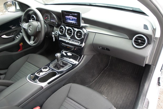Mercedes C 180 D 1 6 116 Test