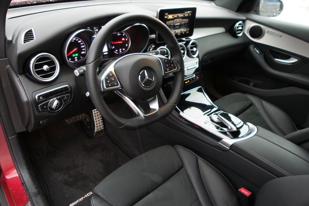 Mercedes GLC Coupe 250 d 2.1 204 AMG Line (16)
