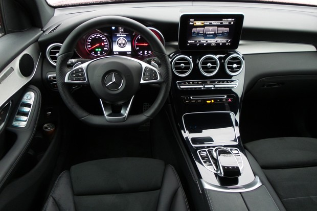 Mercedes GLC Coupe 250 d 2.1 204 AMG Line (22)