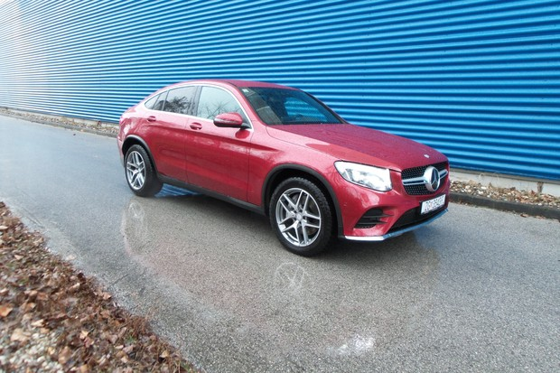 Mercedes GLC Coupe 250 d 2.1 204 AMG Line (08)