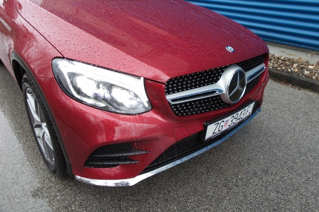 Mercedes GLC Coupe 250 d 2.1 204 AMG Line (11)