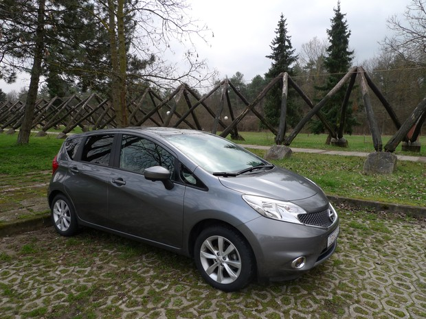Nissan Note 1,2 Acenta (08)