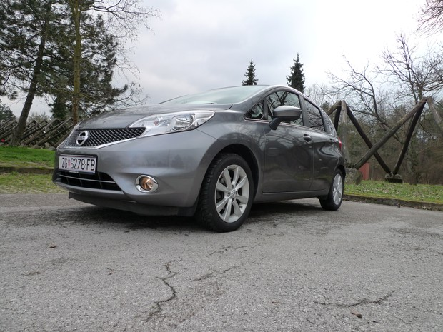 Nissan Note 1,2 Acenta (15)