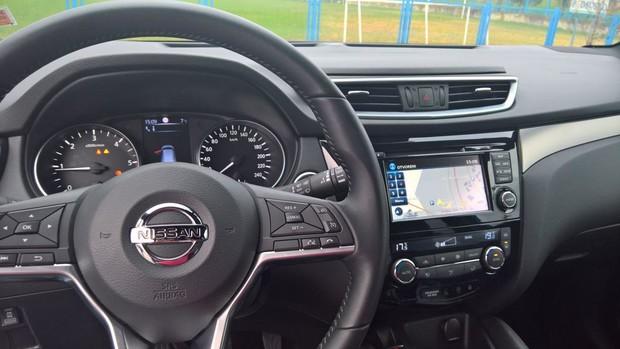 Nissan Qashqai 1,6 dCi 4WD Tekna detalji 03
