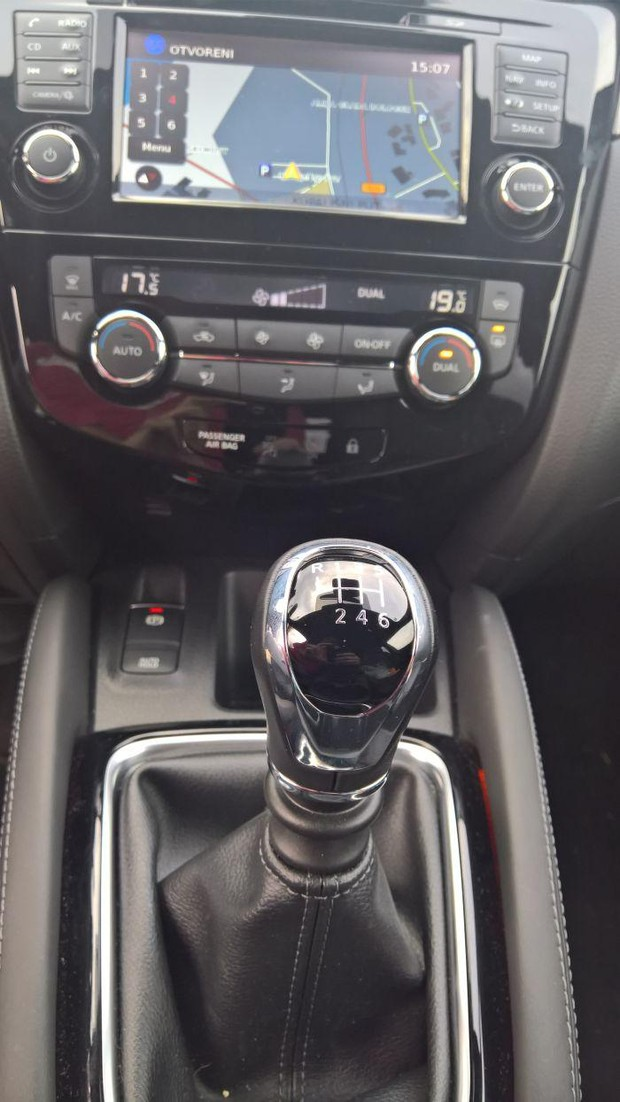 Nissan Qashqai 1,6 dCi 4WD Tekna detalji 05